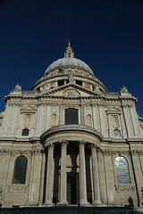 New St. Paul's (CoasterMadMatt) Tags: city uk greatbritain winter england building london english saint st architecture buildings outside photography nikon worship exterior cathedral photos unitedkingdom britain top south united great january stpauls structures kingdom front structure christian east photographs dome gb borough british christianity southeast stpaulscathedral iconic saintpaulscathedral anglican cityoflondon saintpauls nikond3200 2015 londonlandmarks londonlandmark d3200 iconicbuildings southfront coastermadmatt london2015 january2015 coastermadmattphotography