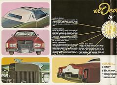 1971 Cadillac Pimpmobiles by ASC page 2 (link6381) Tags: 1971 cadillac eldorado asc pimpmobile