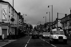 Sparkbrook (Kez Price) Tags: street city england blackandwhite cars town birmingham westmidlands sparkbrook