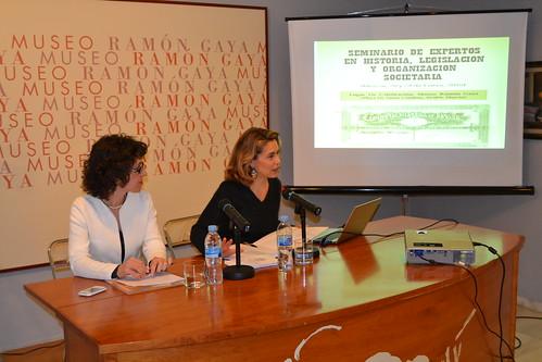 Seminario de expertos en Historia, Legislación y Organización Societaria 2