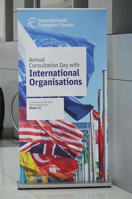 Consultation Day with International Organisations for 2015 Summit
