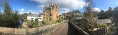 Snuffmill Bridge (Martin~H) Tags: greek scotland glasgow thomson alexander charlesrenniemacintosh alexanderthomson designerbuilding