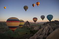 Ballon flight in Kapadokya (gionabachmann) Tags: morning turkey early amazing very ballon flight kapadokya specland