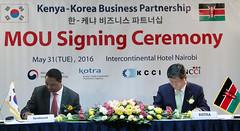 Korea_Kenya_Business_Partnership_02 (KOREA.NET - Official page of the Republic of Korea) Tags: kenya business   kotra naiobi     koreakenyabusinesspartnership