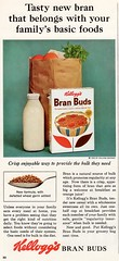 Bran Buds (jerkingchicken) Tags: kelloggs bran vintagecereal