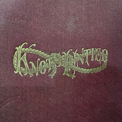 Knots Untied (Depression Press) Tags: gold bookcover binding bookdesign vintagebook vintagebookcover depressionpress americandetective booklettering knotsuntied georgesmcwatters