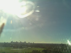 Sydney 2016 May 27 13:58 (ccrc_weather) Tags: sky afternoon outdoor sydney may australia automatic kensington unsw weatherstation 2016 aws ccrcweather