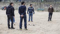 Paris 2016 (Susan Whitbread) Tags: paris france spring team players printemps petanque boules arnesdelutce
