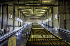 Inside A North Korean Factory (Baron Reznik) Tags: industry glass horizontal asia asien industrial factory wideangle korea structure northkorea taean chosun dprk colorimage   democraticpeoplesrepublicofkorea     nampo  chosnminjujuiinminkonghwaguk builtstructure  canon28300mmf3556lisusm nampho nampotkkpsi nampoteukgeupsi taeanglassfactory    taeanfriendshipglassfactory taeanguyok