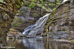 Lucifer Falls (Robert H. Treman State Park) (rugby4all) Tags: ny newyork nikon fingerlakes d90 luciferfalls roberthtremanstatepark 1855mmf3556gedafsdx