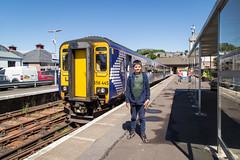 IMG_0692-1 (Nimbus20) Tags: travel holiday sunshine train scotland highlands edinburgh diesel first steam oban fortwilliam caledonian