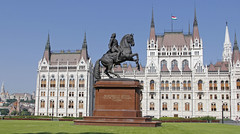 Parliament Building - Budapest (Ellsasha) Tags: city history architecture hungary budapest parliament