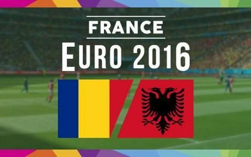 Euro 2016: Albania-Romania link diretta video gratis ore 21