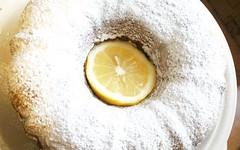 Lemon Cake: semplice, soffice e profumata (RicetteItalia) Tags: limone ricetta veloce senza lattosio