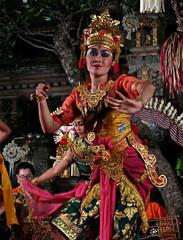 Dancer in Ubud