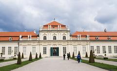 Unteres Belvedere - Het Belvedere - Wenen - Vienna (Rita Willaert) Tags: vienna wien museum oostenrijk belvedere wenen zomerpaleis oberesbelvedere schlossbelvedere gustaveklimt at unteresbelvedere paleiscomplex eugnedesavoye