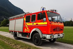 MB NG 1019 (Vehicle Tim) Tags: truck fire mercedes lf ng feuerwehr mb fahrzeug lkw tlf einsatz blaulicht