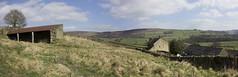 Calver Panoramic 1 (Slimboy Fat) Tags: derwentvalley calver derbyshire england uk