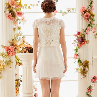 Mary Bertha rose 2016 Summer styles pink