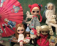 Dolly Shelf Sunday......