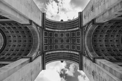 The Ark's Landing Among Us (Nell's Journey) Tags: paris arcdetriomphe