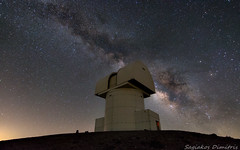 Helmos Observatory - 2340m (Dimitris_S.) Tags: sky night stars landscapes nikon science tokina greece observatory astrophotography unreal universe nightscapes milkyway 1116 helmos astroscapes d7200
