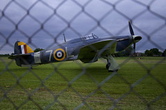 'Hurricane Z7015' (andrew_@oxford) Tags: sea hurricane navy royal collection shuttleworth