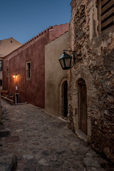 Monemvasia / Greece (Stavros A.) Tags: monemvasia greece lakonia peloponnese     travel europe sunset castle historic territory stone scenic scenery serene landmark spectacular wheather tourism geological attraction vacation adventure countryside culture hill photography sky outdoor architecture buildings night nightphotography nikond750