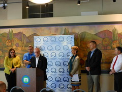Press Conference for The Q (RenewMoline) Tags: city tara mayor senator rep neil anderson chamber raes economic tod barney development qc renew representative moline smiddy bustos idot fta verschoore