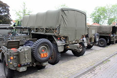 Army trucks in the village (Davydutchy) Tags: school netherlands les truck army driving ride military web may nederland hobby voiture lorry vehicle frise lesson rit 35 heer convoy paysbas ya friesland ton armee 126 leger niederlande militr reenacting fahrschule lkw 2016 frysln militair frisia rondrit langweer wep tocht langwar kolonne ya126 poidslourd legervoertuig legergroen