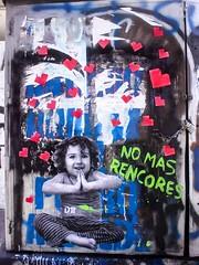 No mas rencores (D11 Urbano) Tags: art blancoynegro poster origami arte venezuela paz caracas nia urbano corazon venezolano arteurbano d11 streetartvenezuela artvenezuela d11streetart arteurbanovenezuela d11art d11urbano