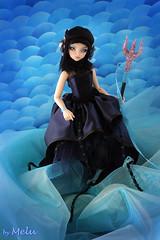 Neptune (Melu Dolls) Tags: fairyland sensei modded shushu melu rakeru minifee venecja meludoll meludolls
