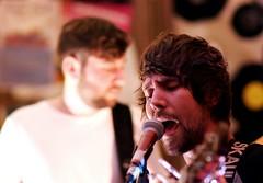 We Went Down (reverend smarm) Tags: music dublin shop live gig browns barber rathmines abner