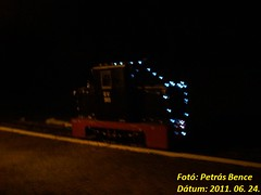 GV 303 (C50, 3703) Hrs-hegy, 2011. 06. 24. (2) (petrsbence) Tags: hungary budapest gv mv c50 gyermekvast vonat vast kisvast gyv hrshegy mzeumokjszakja dieselmozdony