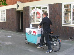de IJSfiets (streamer020nl) Tags: holland ice netherlands amsterdam bike nederland icecream spaarndammerbuurt paysbas fahrrad fiets niederlande ijs 2016 090616 ijsfiets