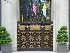 The front door (tmattioni) Tags: door philadelphia restaurant stevenstarr talulasgarden