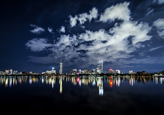 Charles River Clouds (TomBerrigan) Tags: boston clouds river long exposure massachusetts charles