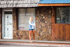Guns and Knives (Thomas Hawk) Tags: usa america unitedstates unitedstatesofamerica idaho guns knives arco fav10 gunstore techondeck allyjustinak techondeck2015