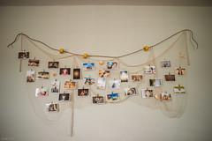 Framing it, Summer Style (Daniel A Ruiz) Tags: pictures summer net wall nikon df album memories 24mm project365