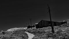 the mono run....(HTT) (BillsExplorations) Tags: california statepark old railroad mountains abandoned vintage power desert ghosttown isolation bodie telegraph bod nationalregisterofhistoricplaces telegraphtuesday