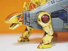 Fanstoys Sever (Dino Mode) (Fuss Free McGee) Tags: toy toys robot dinosaur transformer slag robots transformers figure figures sludge dinosaurs swoop autobot snarl collectable autobots decepticon decepticons grimlock dinobots