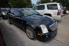STS-V (Joe Folino ( LoopRunner )) Tags: black cars sports car sedan cadillac v rare supercharged sts stsv