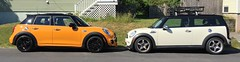 Face off (robert mohns) Tags: mini minicooper clubman f55 r55
