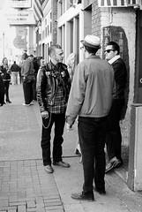 Kool Kats (TnOlyShooter) Tags: streetphotography nashville tennessee cool kool kats westsidestory olympusom1 olympusomzuiko50mmf18 kodaktrix400 findlab film analog