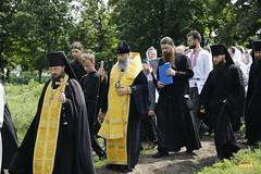 A cross procession from the village of Nikolskoe to the village of Adamovka / Крестный ход из Никольского в Адамовку (11)