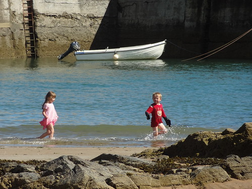 At Collieston on a sunny day (12)