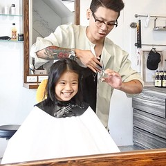 #ChildHair #Girl #Anson #GirlHairstyle  A Relax Hair Designer Brand Director//Anson  Zacc Anson 0953166281 A Relax Hair http://cht.tw/x/ihp84  #newsalon #newopen #life #Like # # (Zacc Anson) Tags: instagramapp square squareformat iphoneography uploaded:by=instagram arelaxhair zaccanson anson   hairsalon