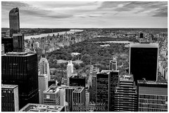 "View of Central Park,  from Rockefellers ""top of the rocks"" (JORGE_DIVE) Tags: centralpark topfotherocks rockefellercenter nyc manhattan"