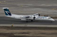 C-FJWE / Bombardier DHC-8Q-402 / 4515 / WestJet Encore (A.J. Carroll (Thanks for 1 million views!)) Tags: toronto wen westjet encore pearson wr yyz bombardier 428 4515 dh4 cyyz y78 dh84 dhc8q400 dhc8q402 pw150a westjetencore cfjwe c01a05
