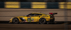 Corvette Racing GTE PRO (MSS Developments) Tags: le mans lemans wec 24hr 24 hour night corvette gm racing speed yellow round clock allnight sportcars gte pro 64
